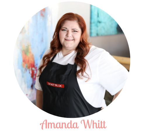 Click here to learn more about Amanda
